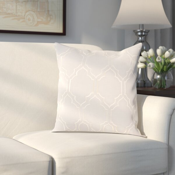 Aditya 100% Linen Throw Pillow Cover by Three Posts